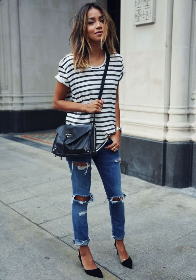 Look muy chic