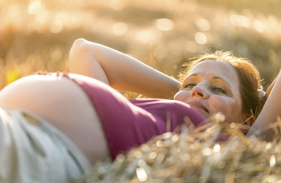 5e mois de grossesse : bébé se manifeste !