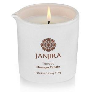 Janjira Jasmine & Ylang Ylang Therapy Massage Candle £32