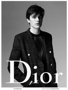 Alain-Fabien Delon pour Dior