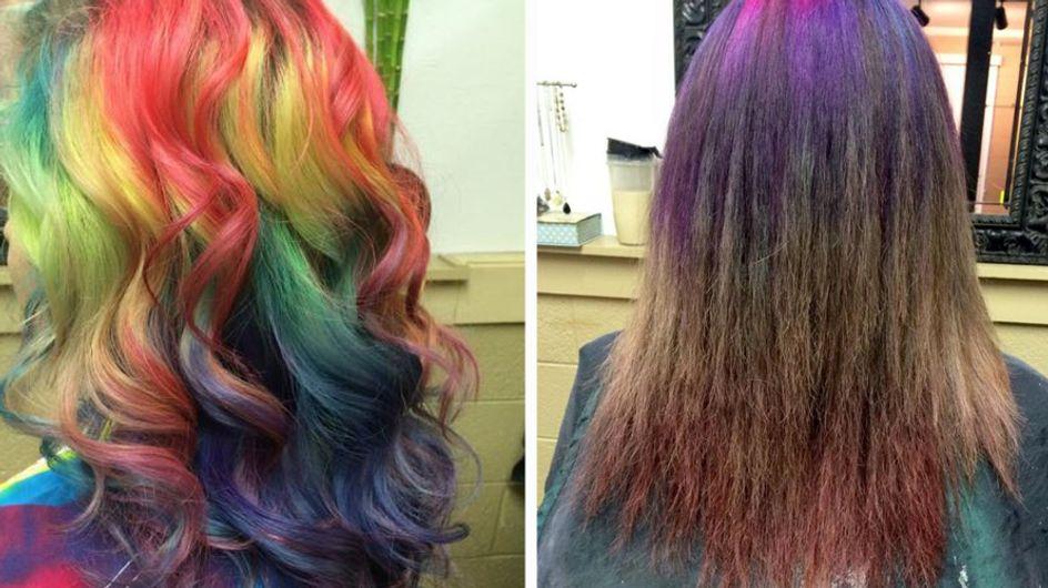 Mehr Schein als Sein: DAS steckt wirklich hinter glamourösen Instagram-Haaren!