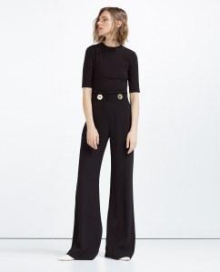 Total look stile vintage moderno Zara