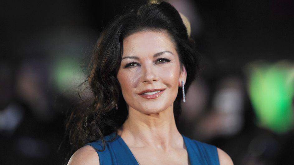 """Catherine Zeta-Jones : """"Je ne suis jamais passée sous le bistouri"""""""