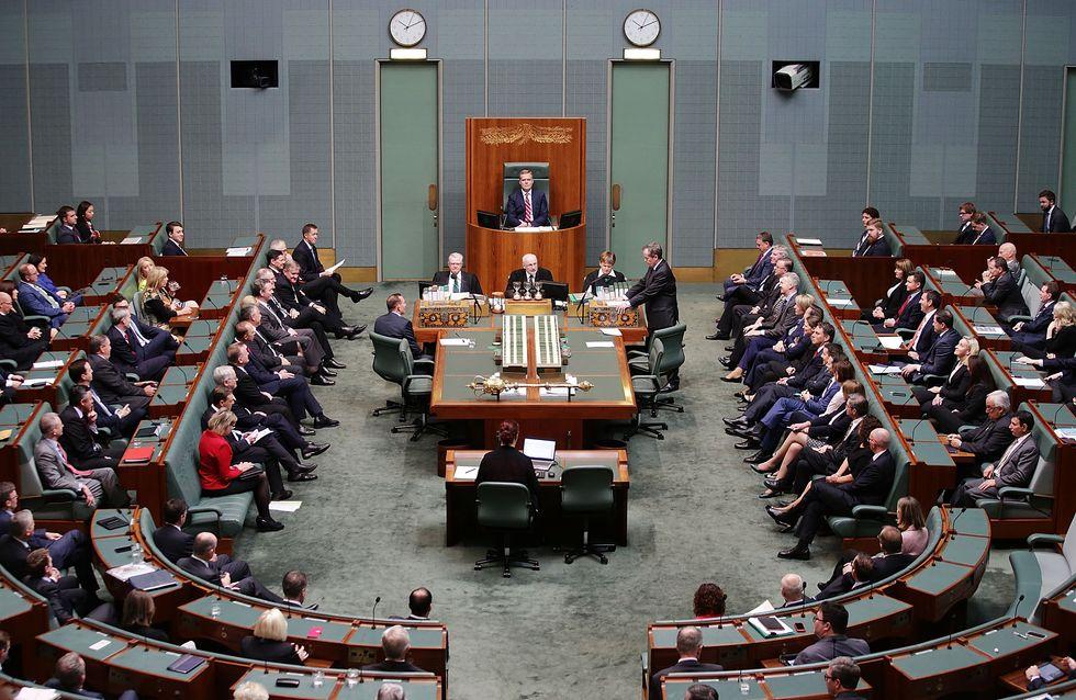 En Australie, les députées ont à présent le droit d'allaiter au Parlement