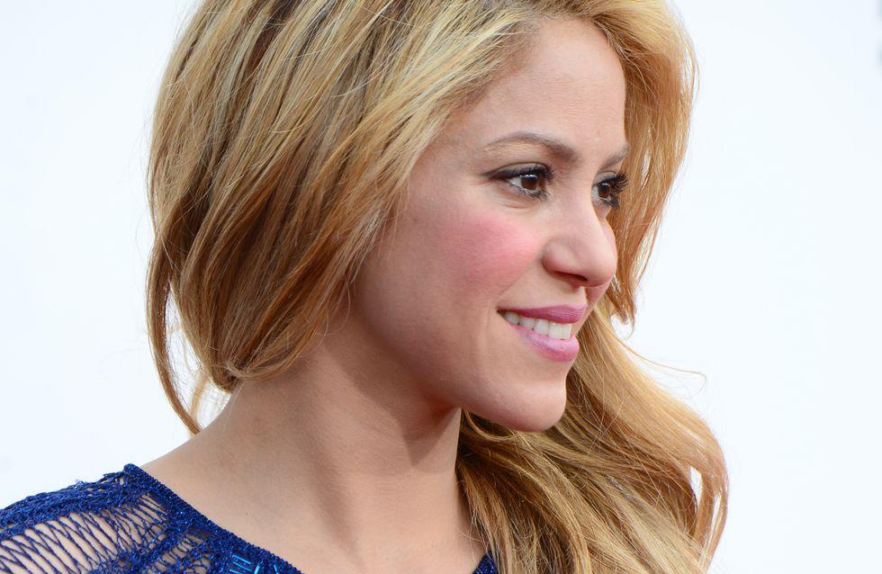 Shakira se dévoile sans maquillage pour son anniversaire (Photo)