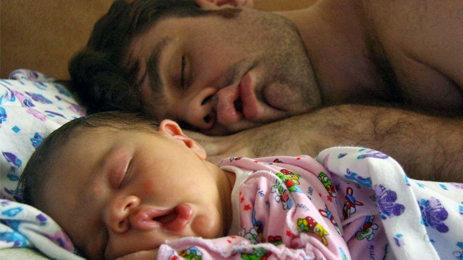 Tale padre tale figlio: 25 foto così dolci che vi faranno sciogliere