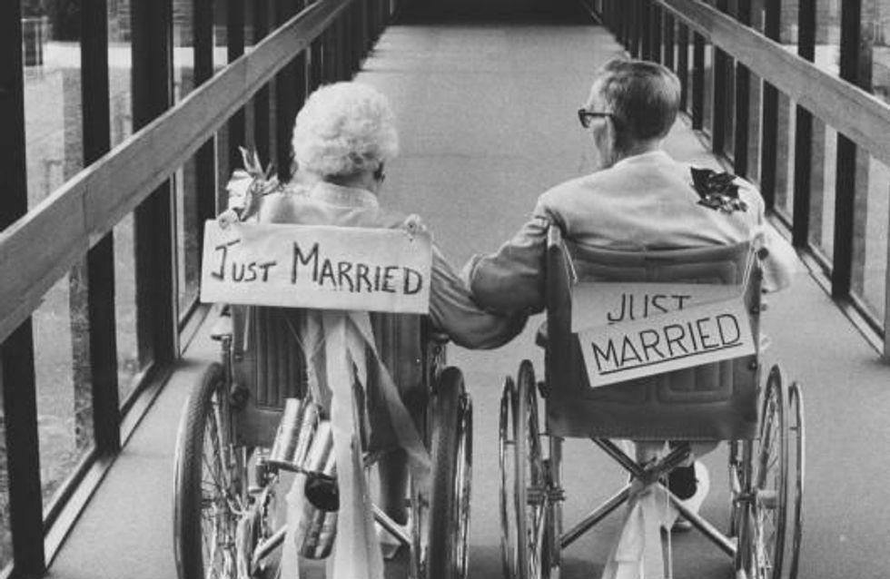 20 foto provano che l'amore eterno esiste davvero