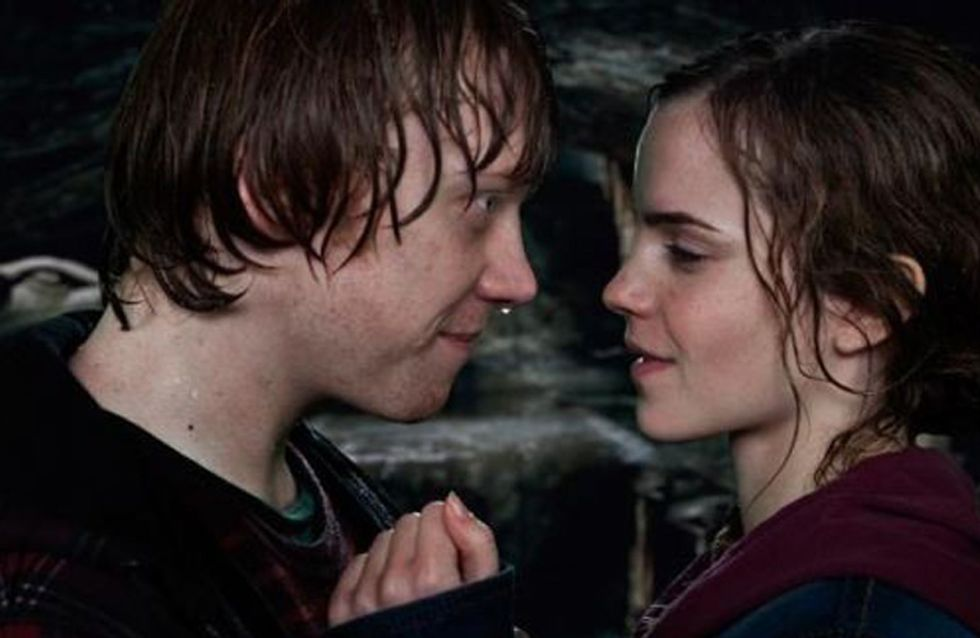 Rupert Grint Just Said He Thinks Ron And Hermione Would Get A Divorce