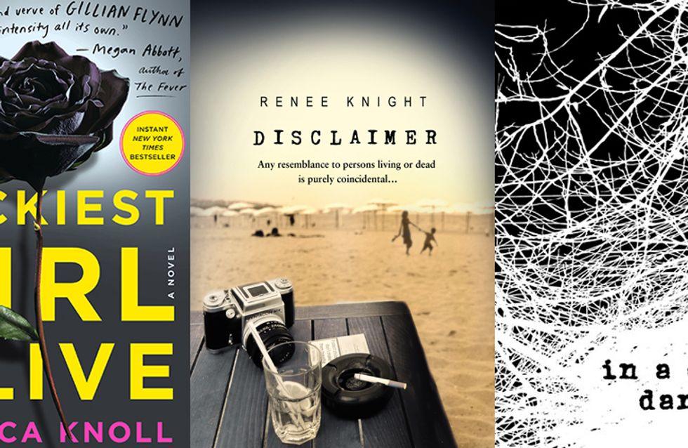 10 Crime Thriller Novels Any 'Girl On A Train' Fan Will Love