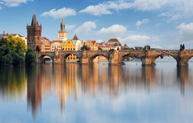Mete romantiche per San Valentino 2016: Praga