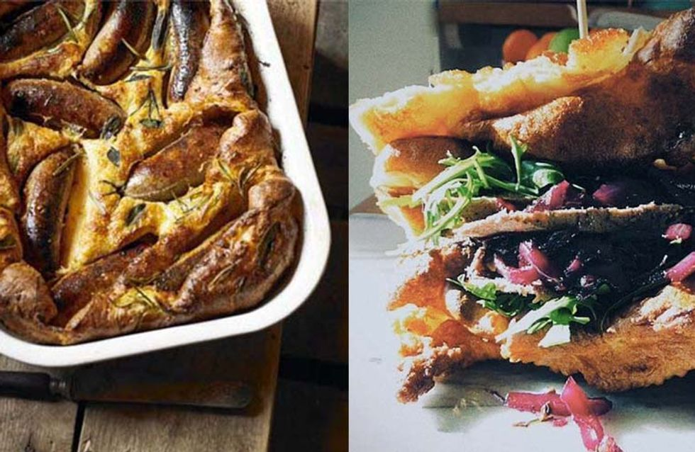 10 Game-changing Ways To Eat Your Yorkshire Pudding