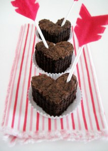 Regali di San Valentino per lui fai da te: i cupcake a forma di cuore