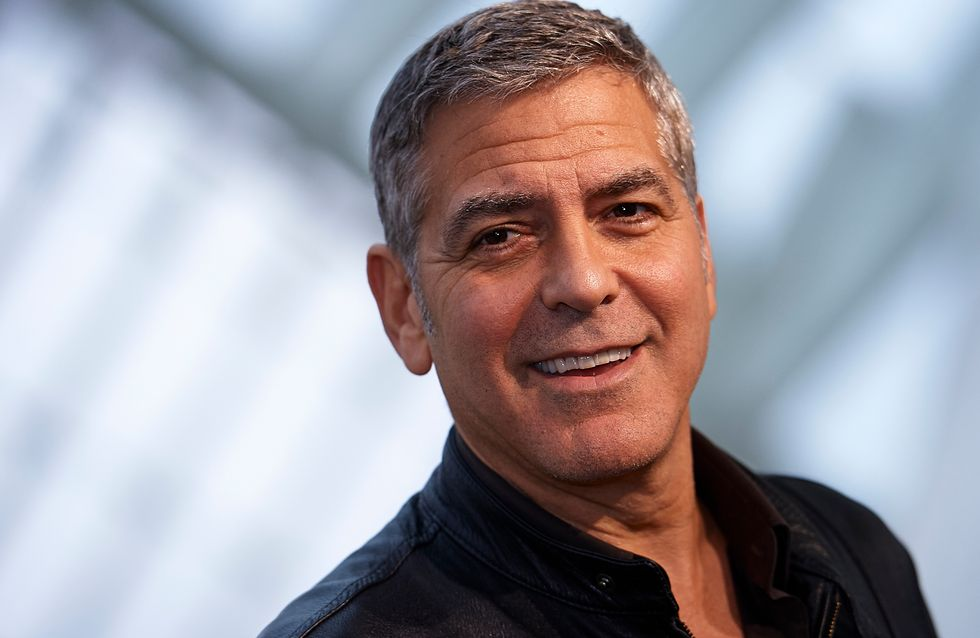 George Clooney raconte sa demande en mariage rocambolesque à Amal