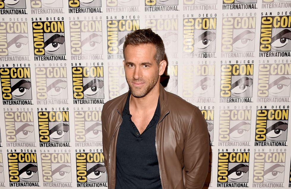 Ryan Reynolds terrorise sa fille à cause de Deadpool