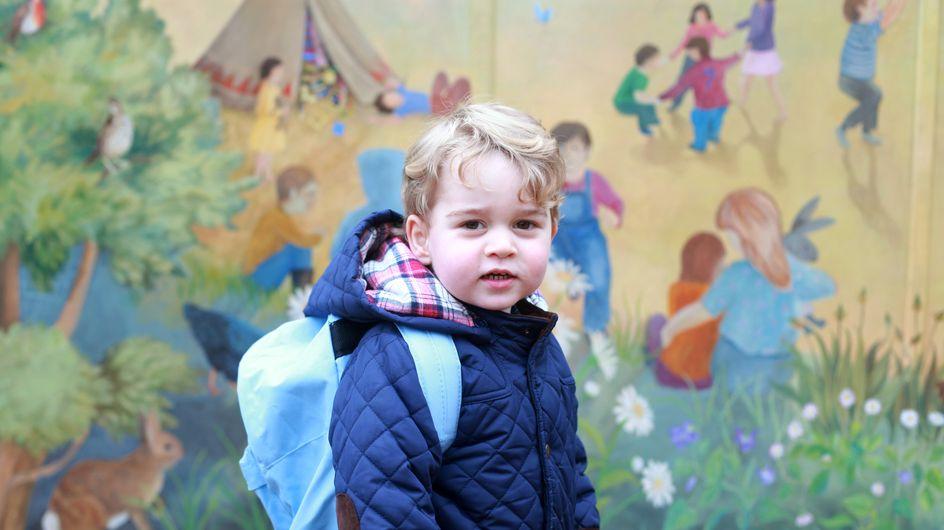 Le prince George, futur pilote ?