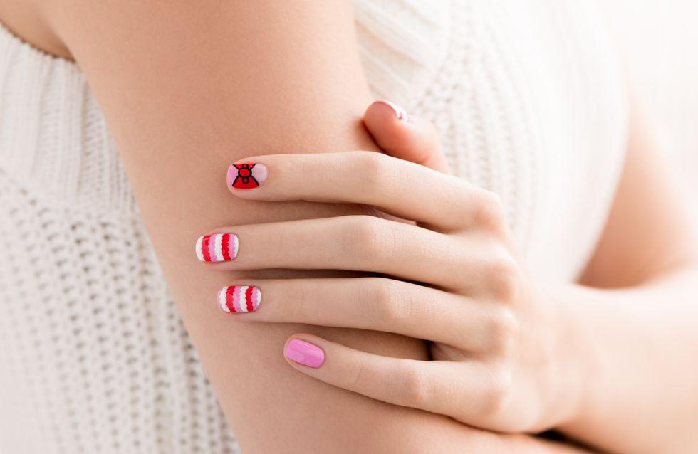 Tuto : un nail art signé OPI pour égayer nos ongles
