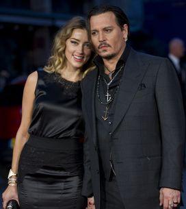 Johnny Depp raconte son coup de foudre pour Amber Heard