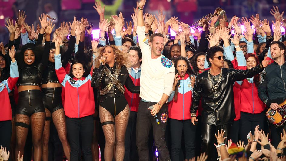 Beyonce SLAYED At This Year's Super Bowl 50 Half-Time Show