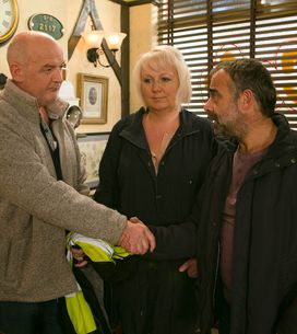 Coronation Street 17/2 - Tracy's determined to get rid of Carla