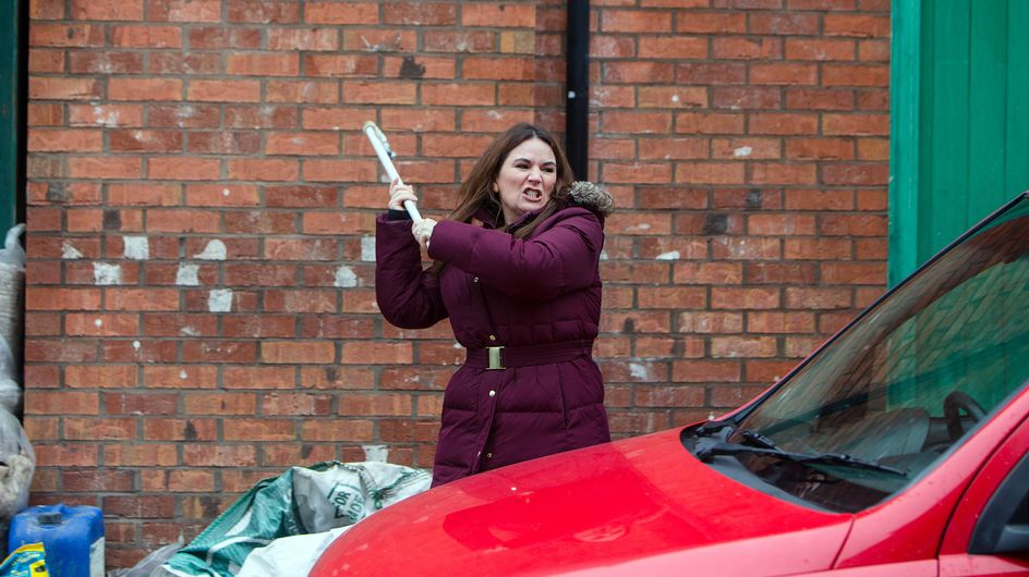 Coronation Street 19/2 - Anna vows to have it out with Phelan