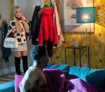 Hollyoaks 15/2 - Grace wants revenge for Trevor