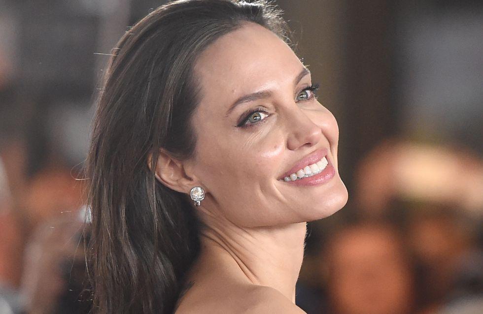 Angelina Jolie dévoile 3 nouveaux tatouages
