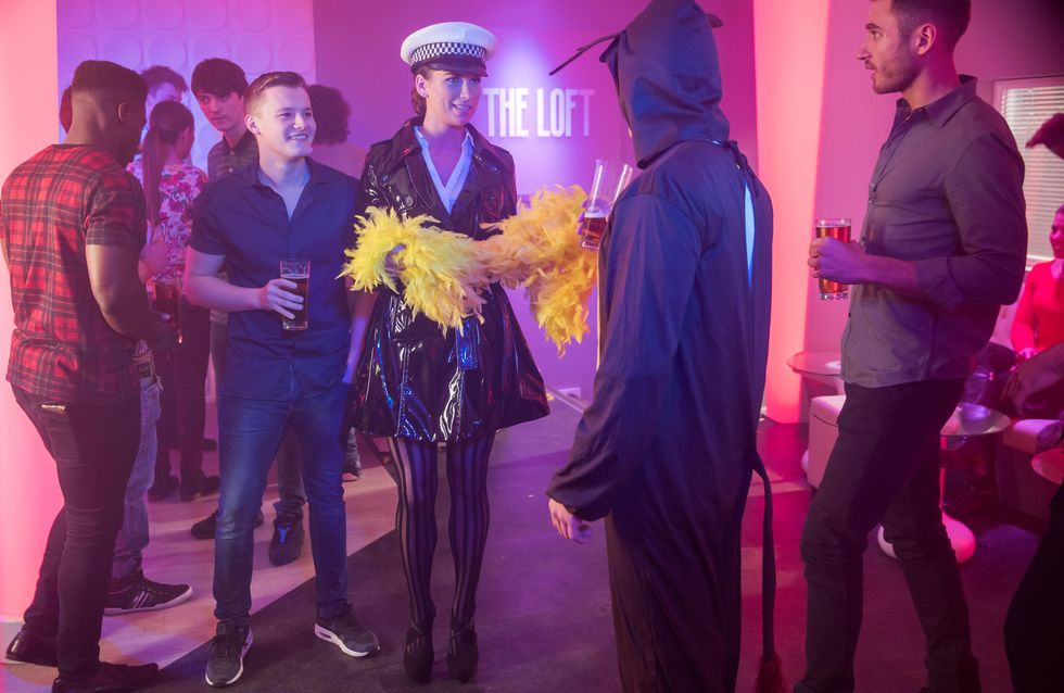 Hollyoaks 18/2 - Holly and Jason continue with wedding plans