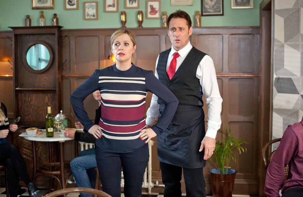 Hollyoaks 17/2 - Zack kisses Lisa