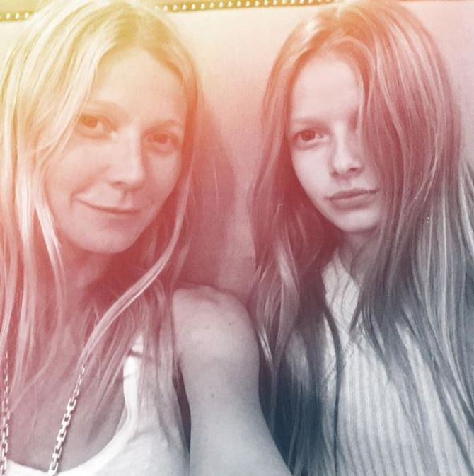 Gwyneth Paltrow et Apple