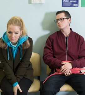 Eastenders 18/2 - Sonia attempts to make amends with Tina
