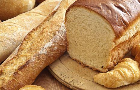 Weißbrot, Brötchen, Croissants & Kuchen