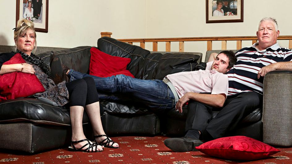 Our Favourite EVER Sofa Family Is Coming Back To Gogglebox
