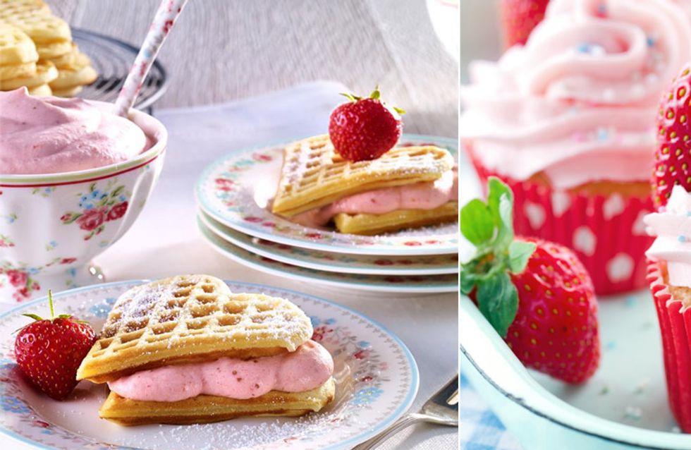 Valentins-Desserts für Single Ladies: Die sind süßer als JEDER Kerl