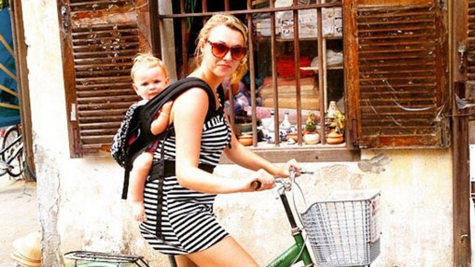 Eine Weltreise mit Baby? Diese Power-Frau schafft das Undenkbare!