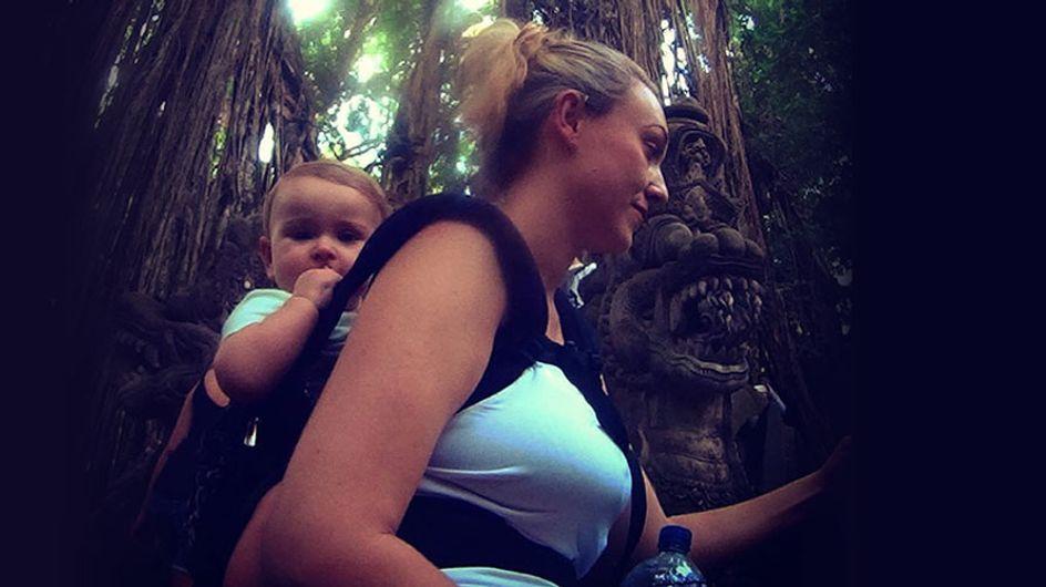 El bebé viajero más intrépido del mundo, ¡no te pierdas sus mejores fotos!