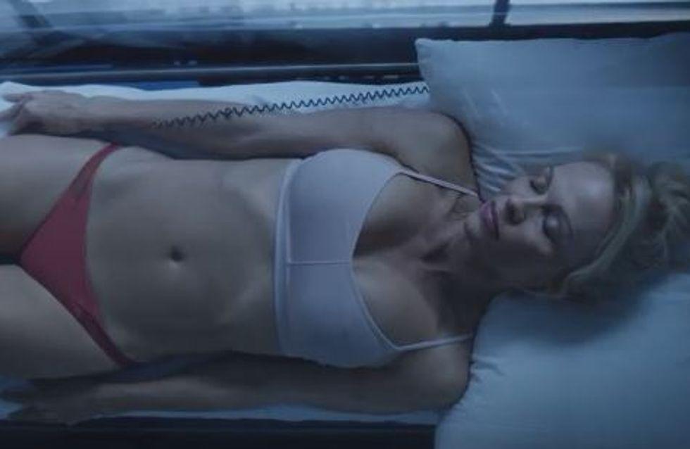 Pamela Anderson se dévoile au naturel dans une étonnante vidéo