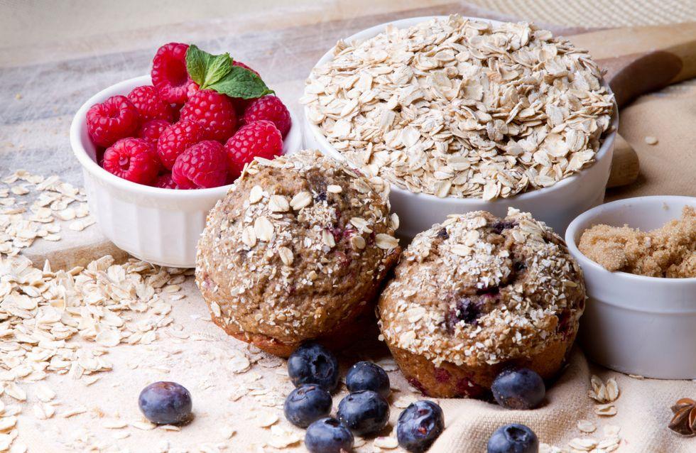 Los 6 increíbles beneficios de la avena, la reina de los cereales