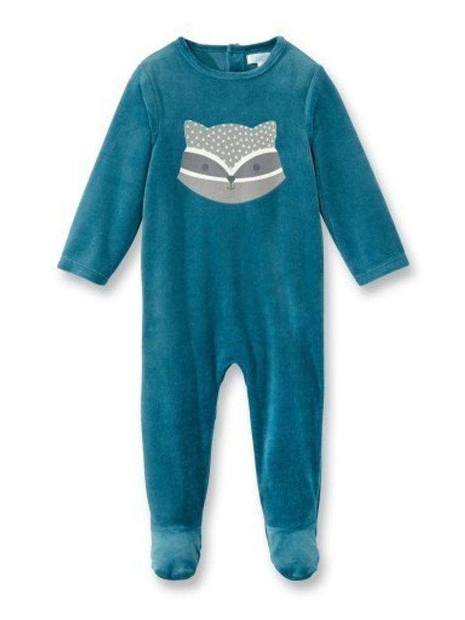 Pyjama velours - 12,99 €