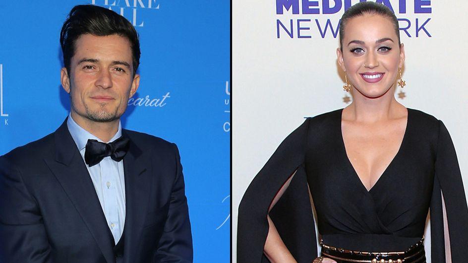 Katy Perry et Orlando Bloom, une love story bien partie ?