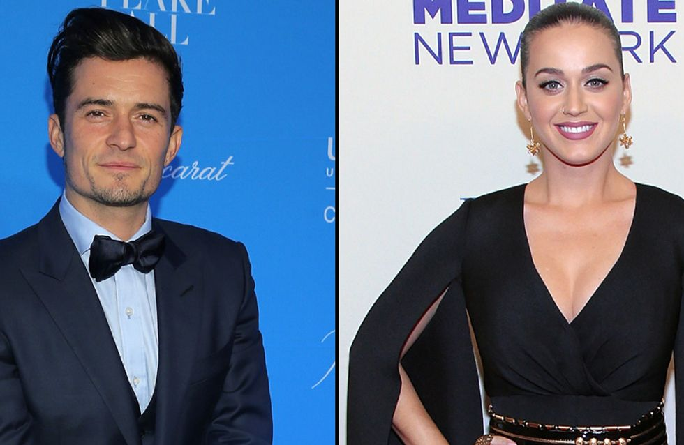 Katy Perry et Orlando Bloom, une love story bien partie ?