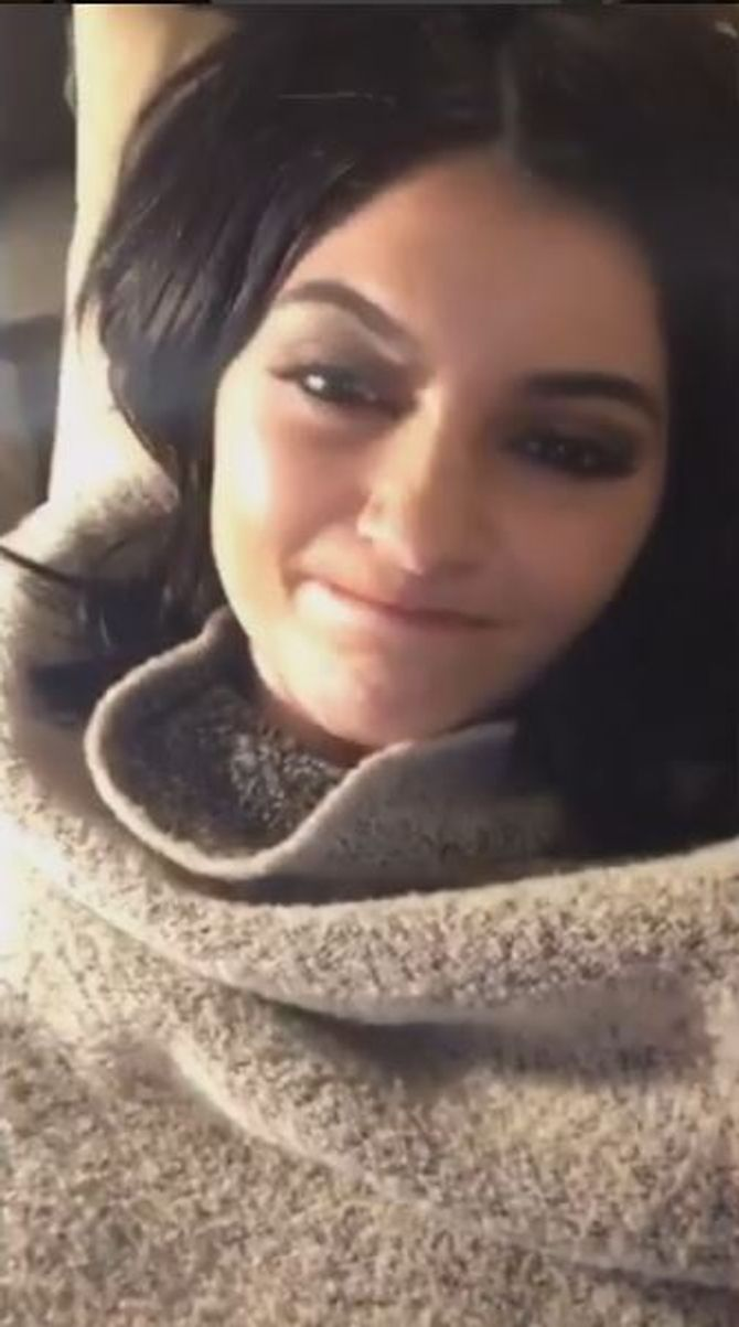 Kylie Jenner s'offre un nouveau tatouage