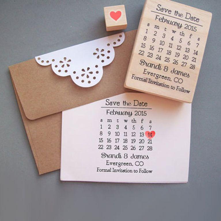 10 kreative Ideen für Save the Date Einladungen