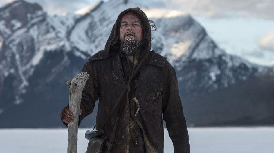 30 gifs que demuestran por qué Leonardo DiCaprio tiene que ganar el Oscar al Mejor actor