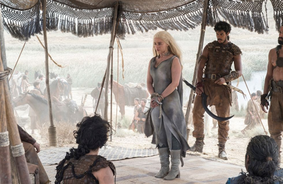 Let's Talk About The Brand New Pictures From Game Of Thrones Season Six