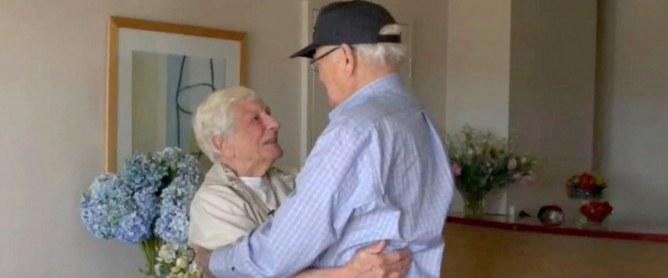 Norwood et Joyce se retrouvent enfin