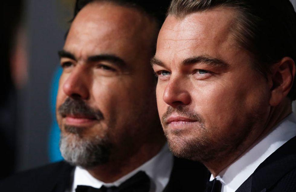 'El renacido' arrasa en los BAFTA y revalida su título de favorita para los Oscar