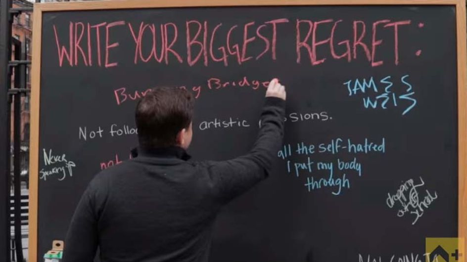 People Were Asked To Write Down Their Biggest Regrets, And They All Have One Thing In Common