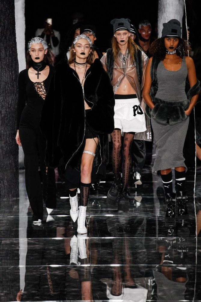 Le défilé Fenty Puma x Rihanna