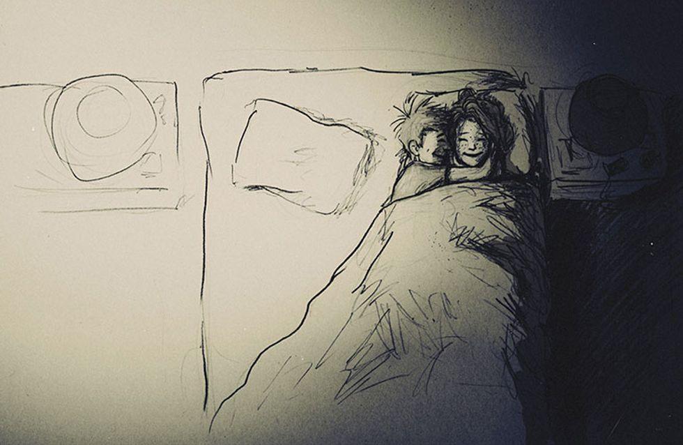 Die wahre Liebe steckt in den Details: 365 Tage einer Beziehung in Illustrationen