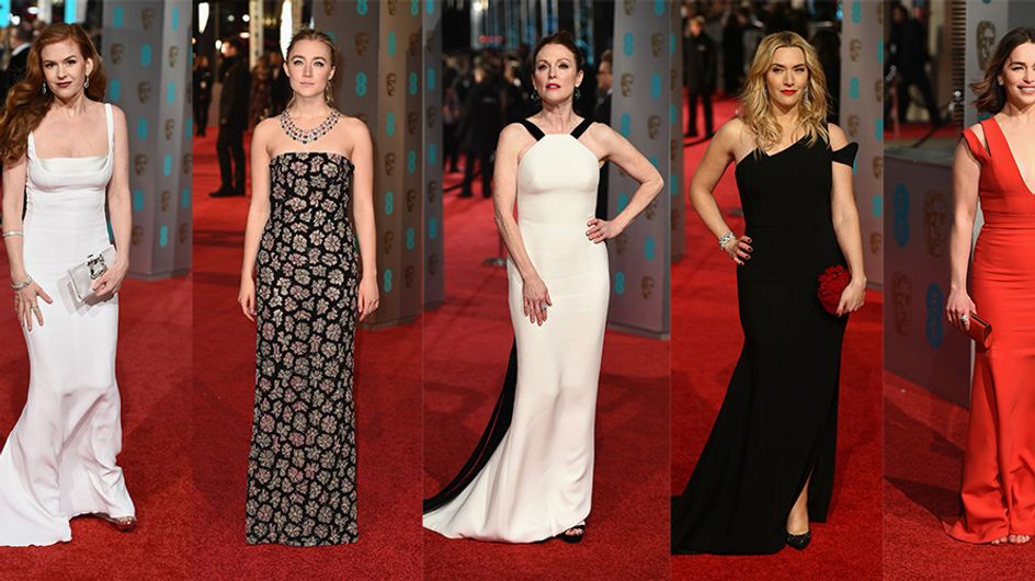 All The Best And Worst Looks From The BAFTA Awards 2016